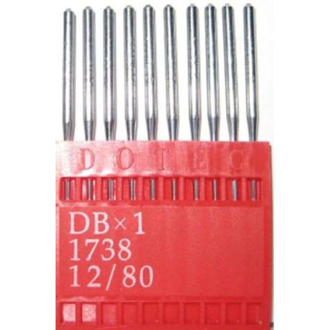DBx1, SY2254, 16x95, 16x231, 16x257, 287WH, 1738 Dotec иглы по 10 шт/уп