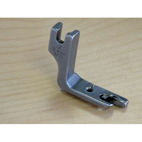 Лапка-рубильник с закрытым срезом 2 (120938 3/32 2,4mm)