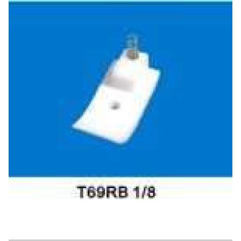 Подошва тефлоновая на кедер T69RB (правая)