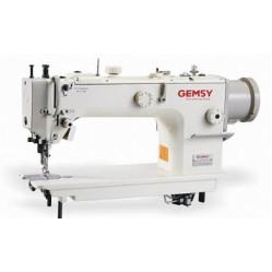 """Gemsy GEM0611D прямострочная машина с унисонным продвижением, прямым приводом и """"перешагом"""" width="""