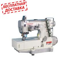 Gemsy GEM5500D3-01/5,6 распошивальная машина с обрезкой нитей и прямым приводом