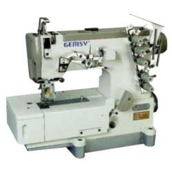 Gemsy GEM 1500B-01/6,4 промышленная распошивальная машина с плоской платформой width=