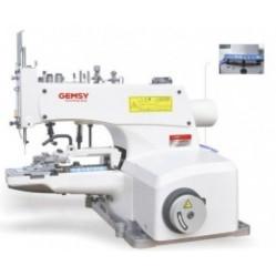 Gemsy GEM1377D пуговичный полуавтомат цепного стежка width=