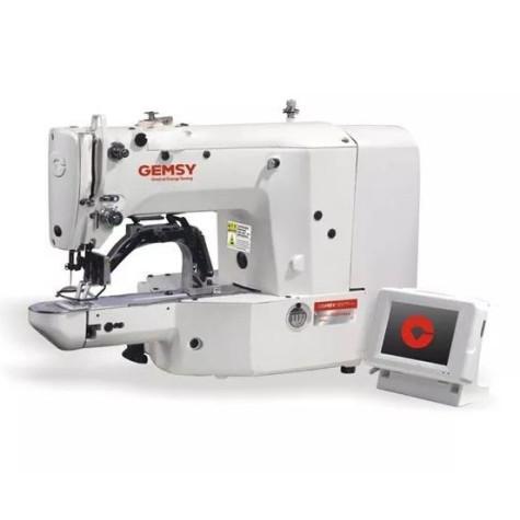 Закрепочный автомат с полем 30х40 мм Gemsy GEM1900B-JS