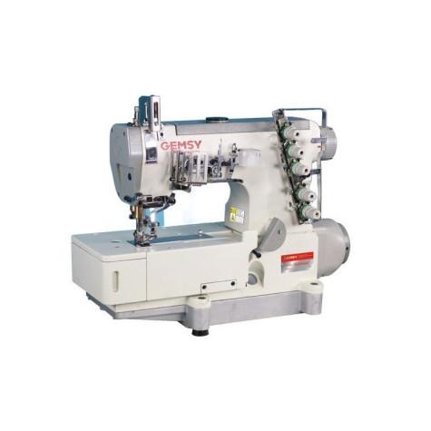 Распошивальная машина с электро обрезкой нитей Gemsy GEM5500D3-01/6,4