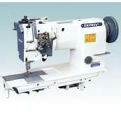 Gemsy GEM 2000S-2B  Двухигольная промышленная швейная машина с отключением игл width=