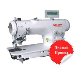 Gemsy GEM2297D-SR Промышленная швейная зигзаг машина с электронным управлением width=