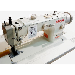 """Gemsy GEM0311D Промышленная швейная машина с шагающей лапкой и """"перетопом"""" width="""