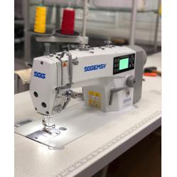 GEMSY GEM8960ME4-H - Промышленная швейная машинадля лёгких и средних материалов. width=