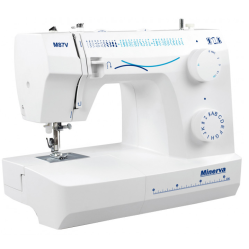 Minerva M87V бытовая швейная машинка width=