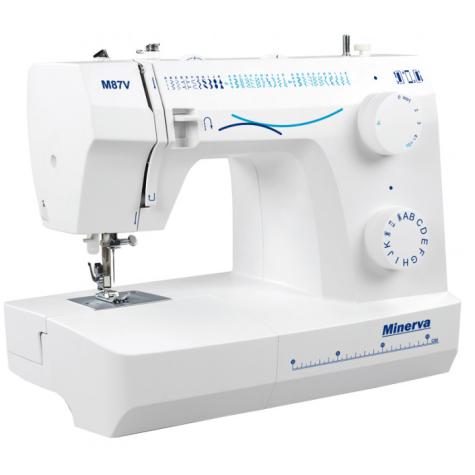 Бытовая швейная машинка Minerva M87V