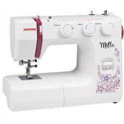 Janome Milla бытовая швейная машина width=
