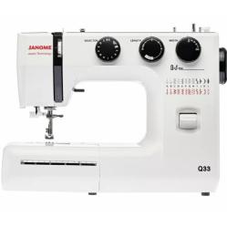 Janome Q33 бытовая швейная машина width=