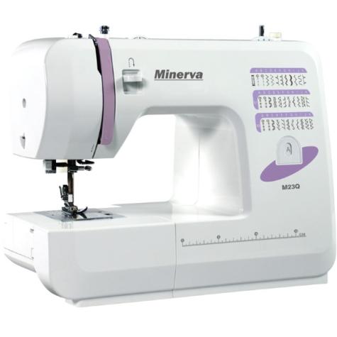 Бытовая швейная машина Minerva M23Q