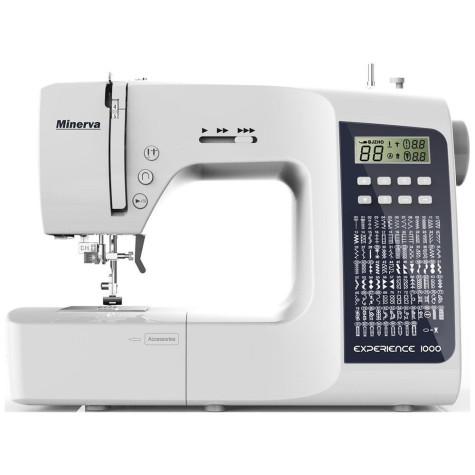 Автоматизированная бытовая швейная машинка Minerva Experience 1000