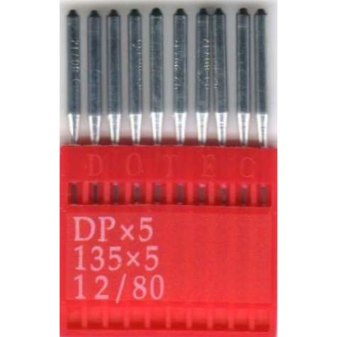 DPx5, SY1901, 135x5, 135x7, 135x25, 797, 134R, 135x7ELSE Dotec иглы по 10 шт/уп