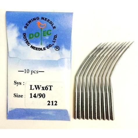 LWx6T, LWx2T, 2140TP, 29-BA, 29-BL, 29-49, 29-34 Dotec иглы по 10 шт/уп