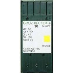 Игла Groz-Beckert 2091 KK/29LES/175X7KK Упаковка 10шт width=