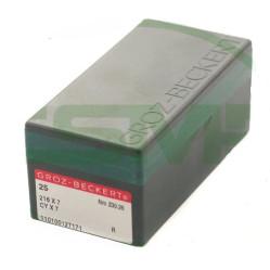 Игла Groz-Beckert 216x7, CYx7 в упаковке по 10 шт. width=