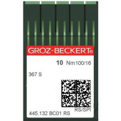 Игла Groz-Beckert 367 S Упаковка 10шт width=