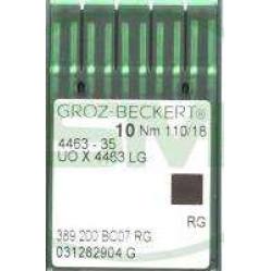 Игла Groz-Beckert 4463-35/UOX4463 LG Упаковка 10шт width=