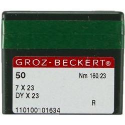 Игла Groz-Beckert 7x23, DYx23 в упаковке 10 шт. width=