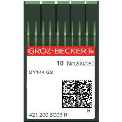 Игла Groz-Beckert UY144GS №200 в упаковке 10 шт width=