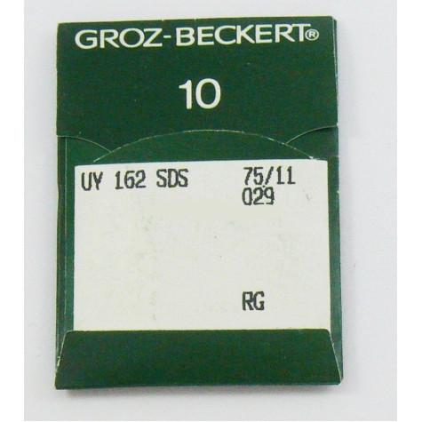 Игла Groz-Beckert UY162SDS № 90 в упаковке 10 шт.
