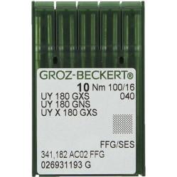 Игла Groz-Beckert UY180GXS, UY180GNS в упаковке 10 шт. width=