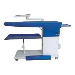 Индекс ПГУ-2-214T (3KC/U) Консольный гладильный стол с рукавом и трубой width=