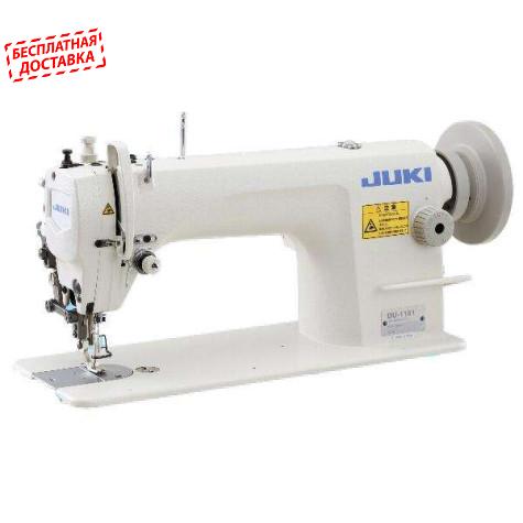 Промышленная швейная машина с шагающей лапкой для тяжелых материалов Juki DU-1181