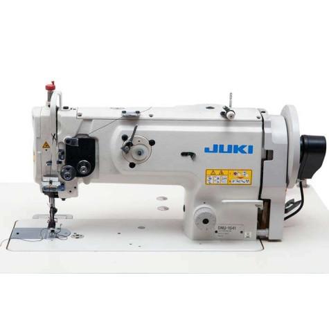 Промышленная швейная машина для тяжелых материалов с тройным транспортом Juki DNU-1541