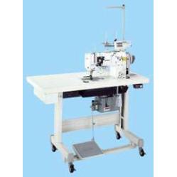Juki LU-2260NSDSA-7-OBZ  Двухигольная промышленная швейная машина для тяжелых материалов с автоматикой