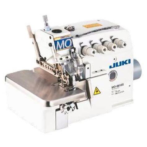 Промышленный четырехниточный оверлок Juki MO-6814S-BE6-44H/G44/Q143