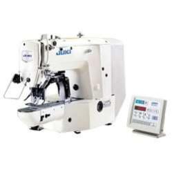 Juki LK-1900AHS/MC596NSS Закрепочная швейная машина для тяжелых тканей с электронным управлением width=