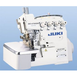 Juki MO-6716DA-FF6-40H промышленный пятиниточный оверлок с полусухой смазкой width=