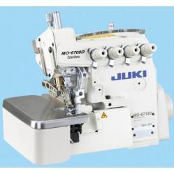 Juki MO-6714DA-BE6-30P промышленный четырехниточный оверлок с полусухой смазкой width=