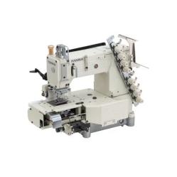 Kansai Special FX-4412P 12-игольная машина цепного стежка с зубчатым пуллером width=
