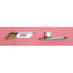 Нож верхний  S20898-001 Brother width=