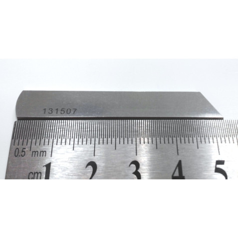 Нож нижний 131507 на оверлок Juki 67000