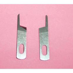Нож верхний победитовый 124-45508 Juki width=