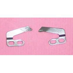 Нож неподвижный D2406-555-DOH Juki width=
