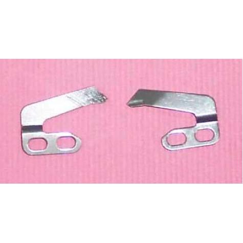 Нож неподвижный D2406-555-DOH Juki