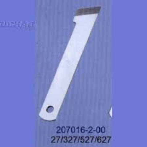 Нож нижний победитовый CT277-113 (207016-2-00) Rimoldi