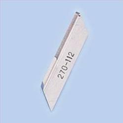 Нож верхний победитовый 270-112 (202142-0-10) Rimoldi