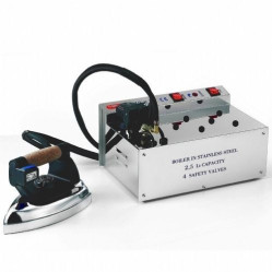 Lelit PS05/B Парогенератор на 2,5 литра width=