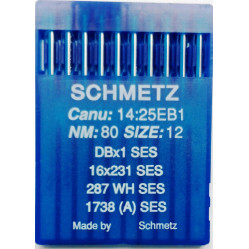 Schmetz SCH DBx1 SES промышленные иглы width=
