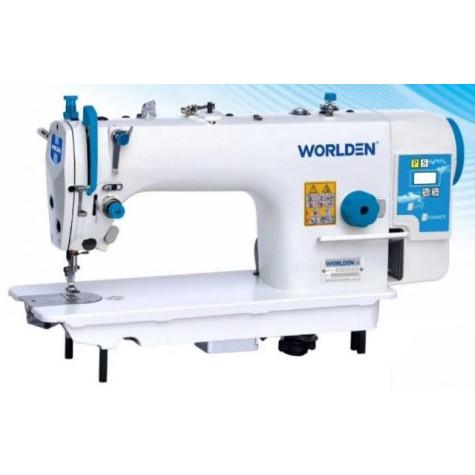 Швейная машина челночного стежка Worlden WD-9990DA