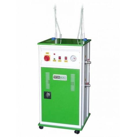 Промышленный парогенератор на 2 утюга WERMAC A202