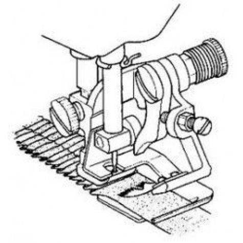 Ратинатор (1 складка - 4 прокола, 8 проколов) A900